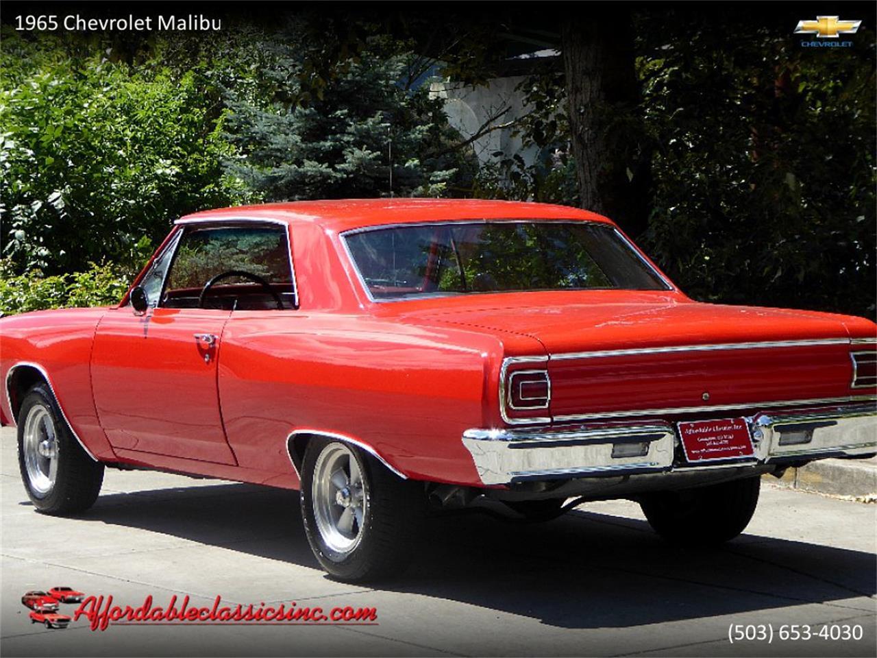 1965 Chevrolet Malibu (CC-1239162) for sale in Gladstone, Oregon