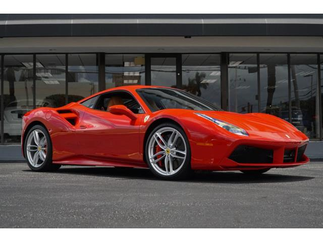 2019 Ferrari 488 GTB (CC-1239186) for sale in Miami, Florida