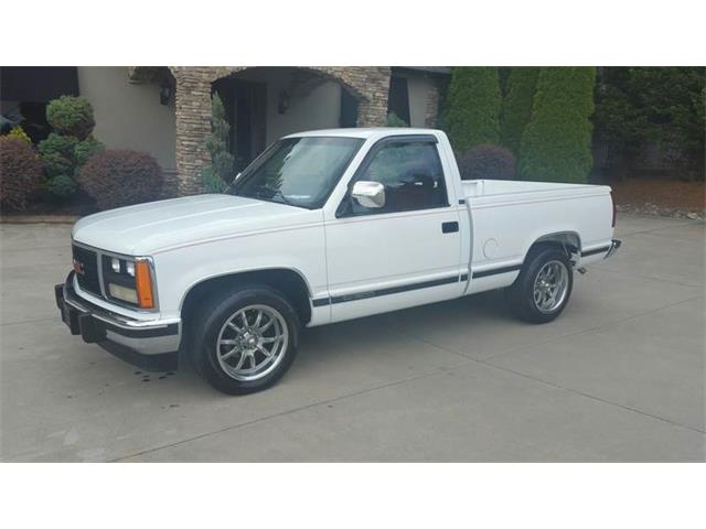 1989 GMC Sierra 1500 (CC-1239242) for sale in Taylorsville, North Carolina