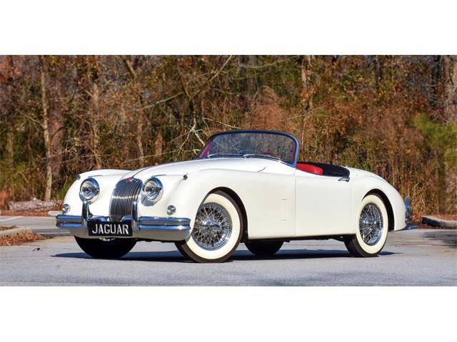 1958 Jaguar XK150 (CC-1239293) for sale in CLARKS HILL, South Carolina