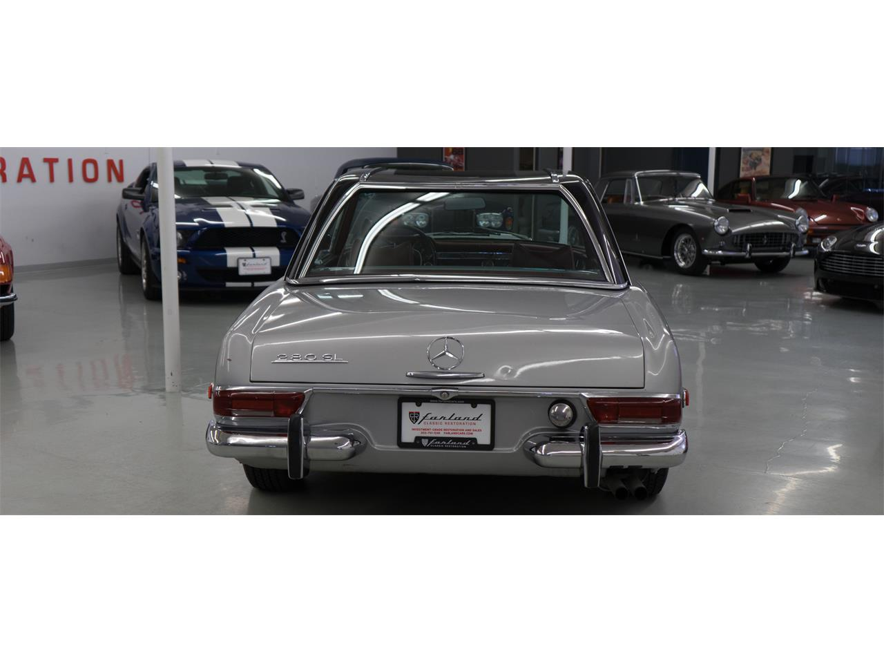1969 Mercedes-Benz 280SL (CC-1239305) for sale in Englewood, Colorado