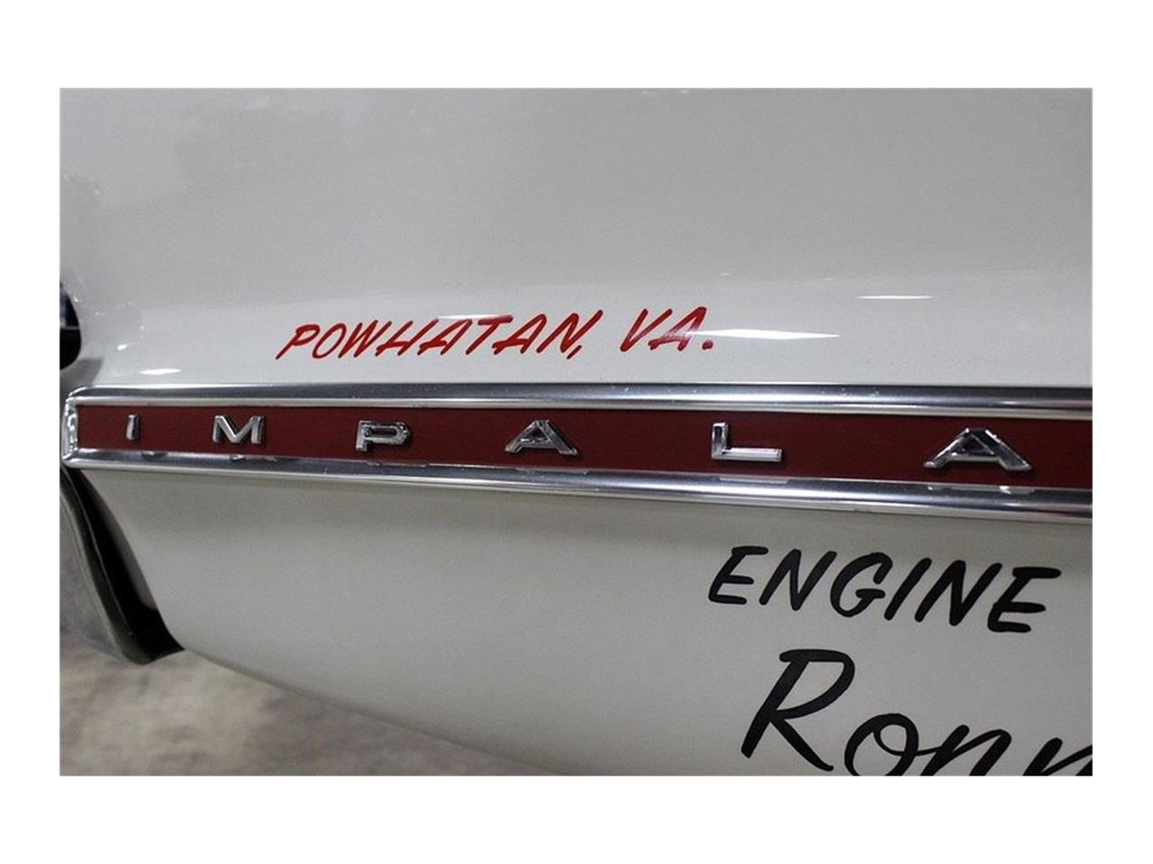 1963 Chevrolet Impala (CC-1239306) for sale in Sterling Heights, Michigan