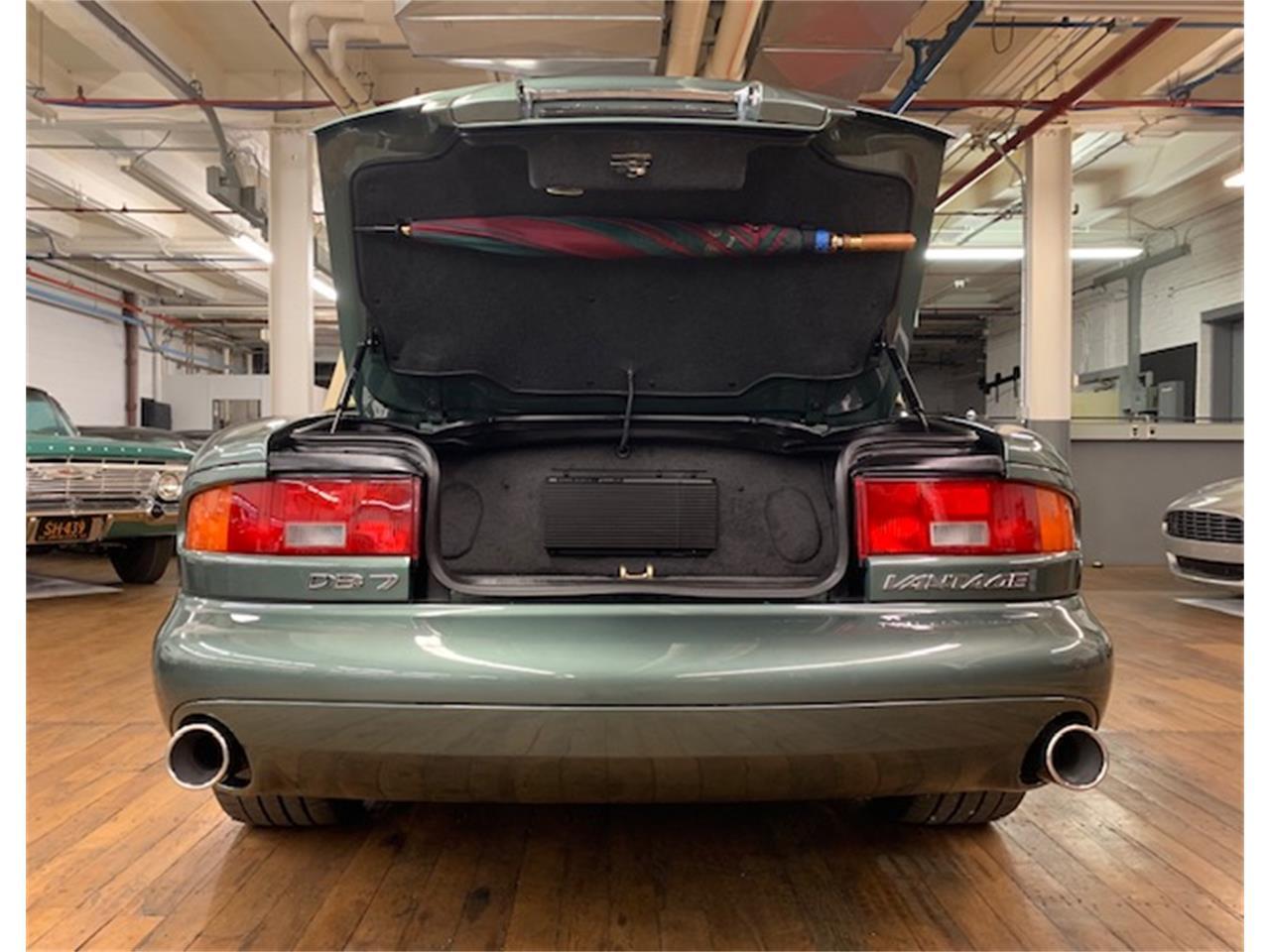 2002 Aston Martin DB7 Vantage Volante (CC-1239318) for sale in Bridgeport, Connecticut