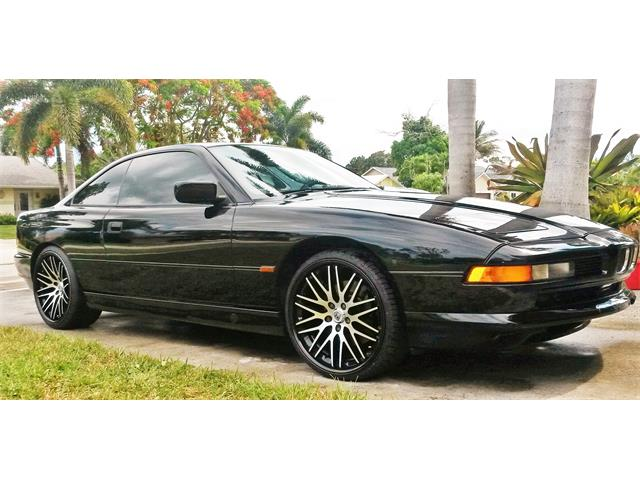 1995 BMW 8 Series (CC-1239324) for sale in Wellington, Florida