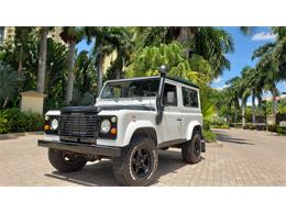 1987 Land Rover Defender (CC-1239331) for sale in Fort Myers, Florida