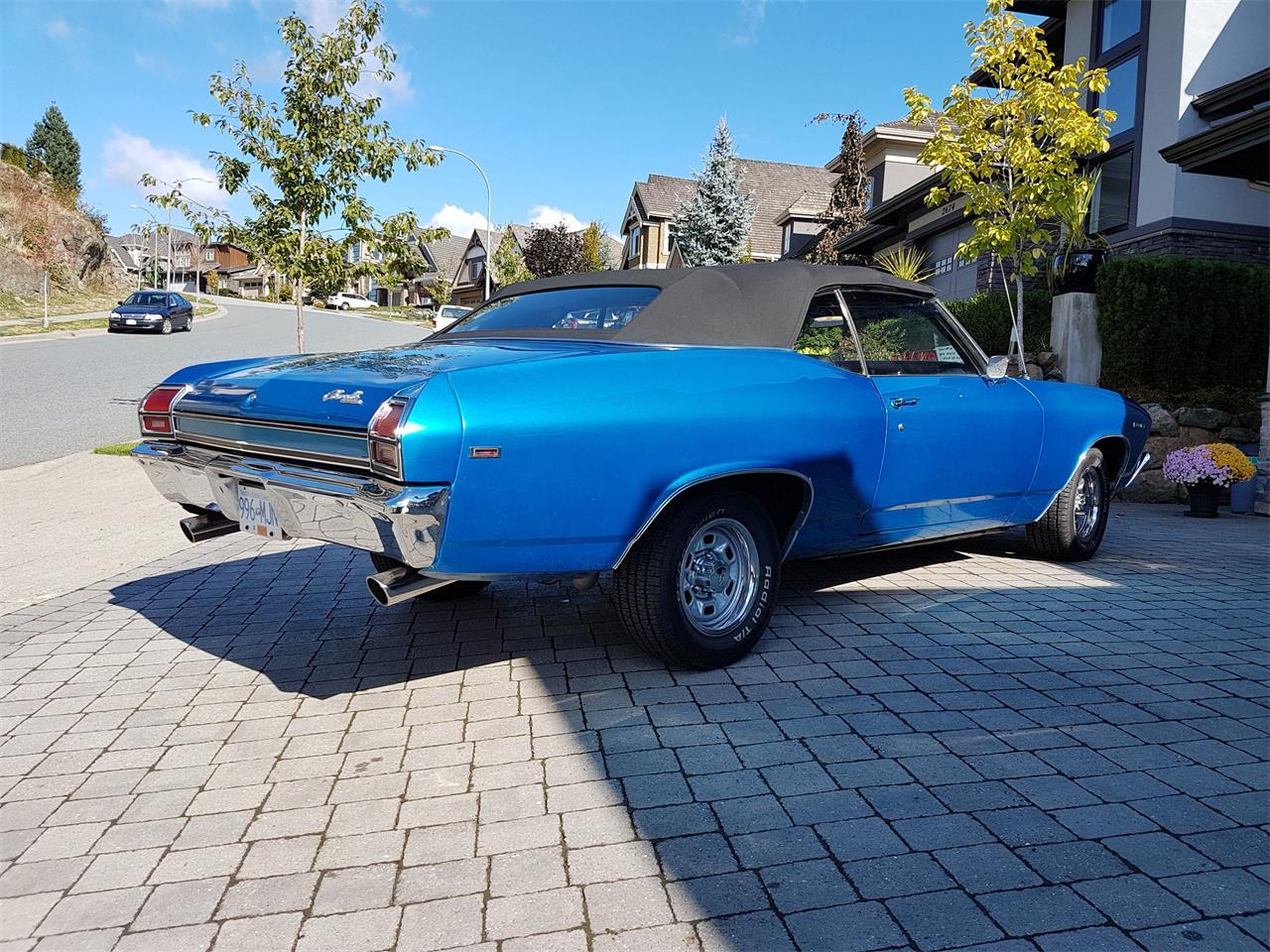 1969 Chevrolet Chevelle Malibu (CC-1239339) for sale in Abbotsford, British Columbia