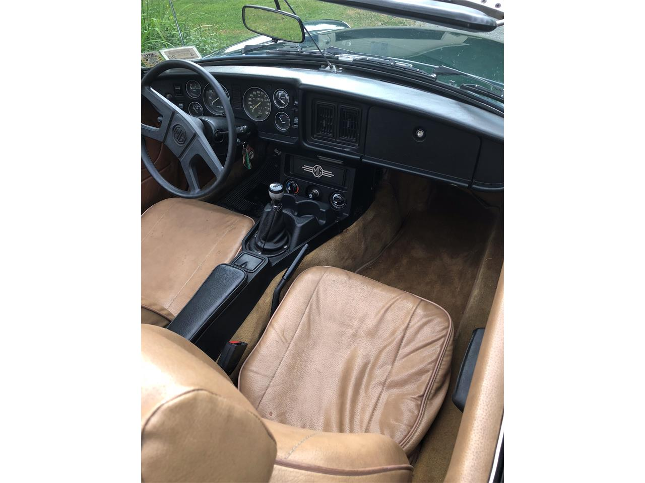 1977 MG MGB (CC-1239349) for sale in Castelton on Hudson, New York