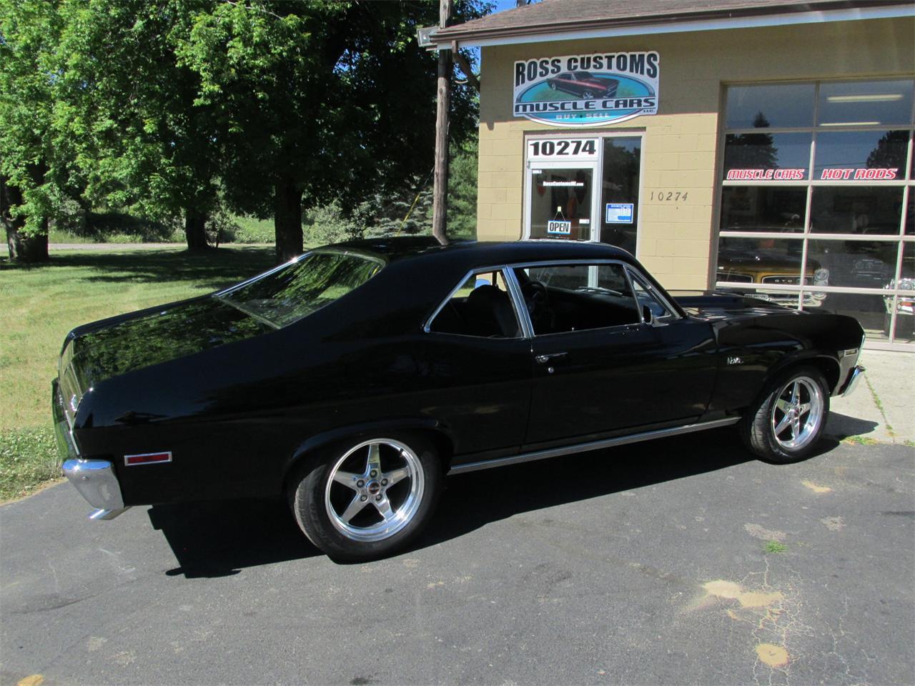 1971 Chevrolet Nova SS (CC-1239355) for sale in Goodrich, Michigan