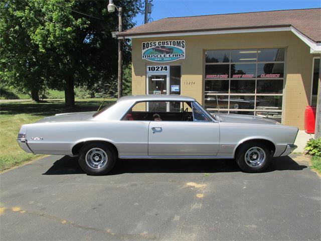 1965 Pontiac LeMans (CC-1239359) for sale in Goodrich, Michigan