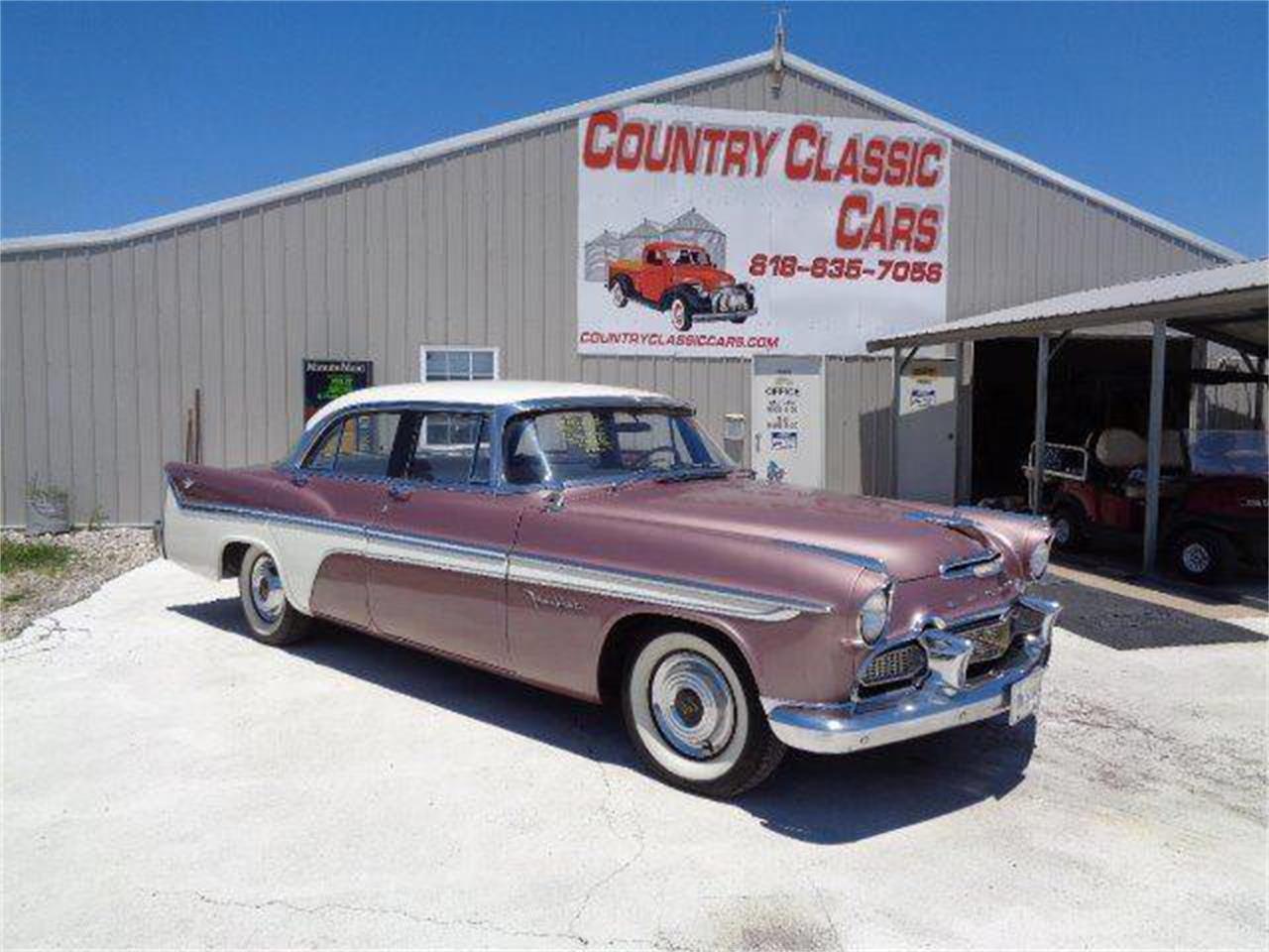 1956 DeSoto Fireflite (CC-1239372) for sale in Staunton, Illinois