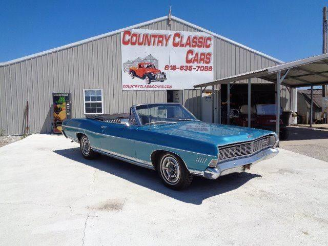 1968 Ford Galaxie (CC-1239376) for sale in Staunton, Illinois