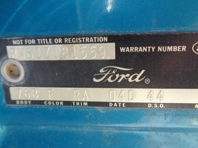 1968 Ford Galaxie (CC-1239376) for sale in Staunton, Illinois