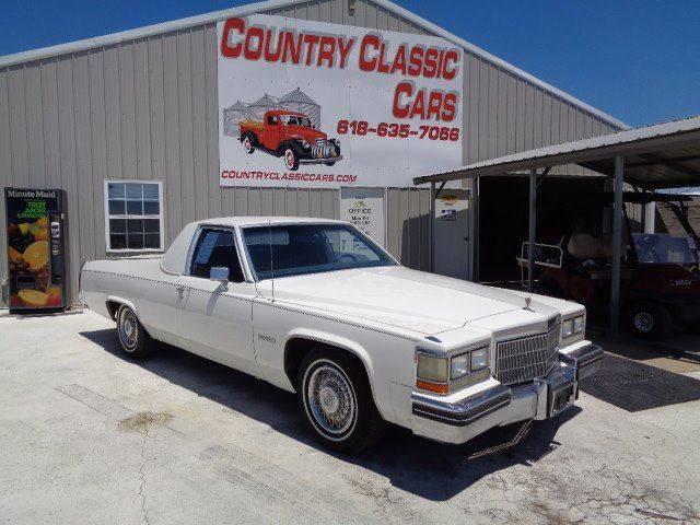 1983 Cadillac Fleetwood (CC-1239380) for sale in Staunton, Illinois