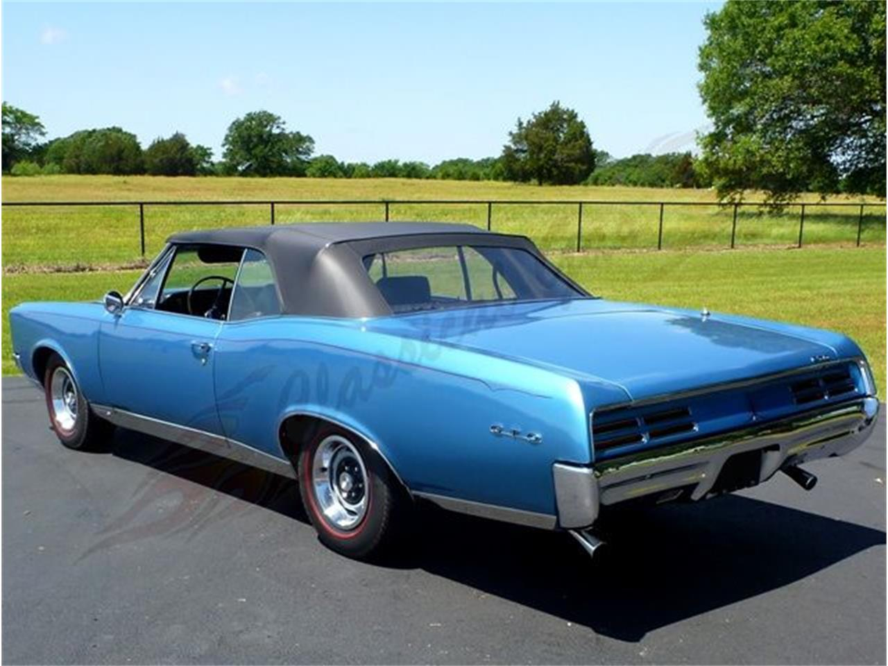 1967 Pontiac GTO (CC-1239385) for sale in Arlington, Texas
