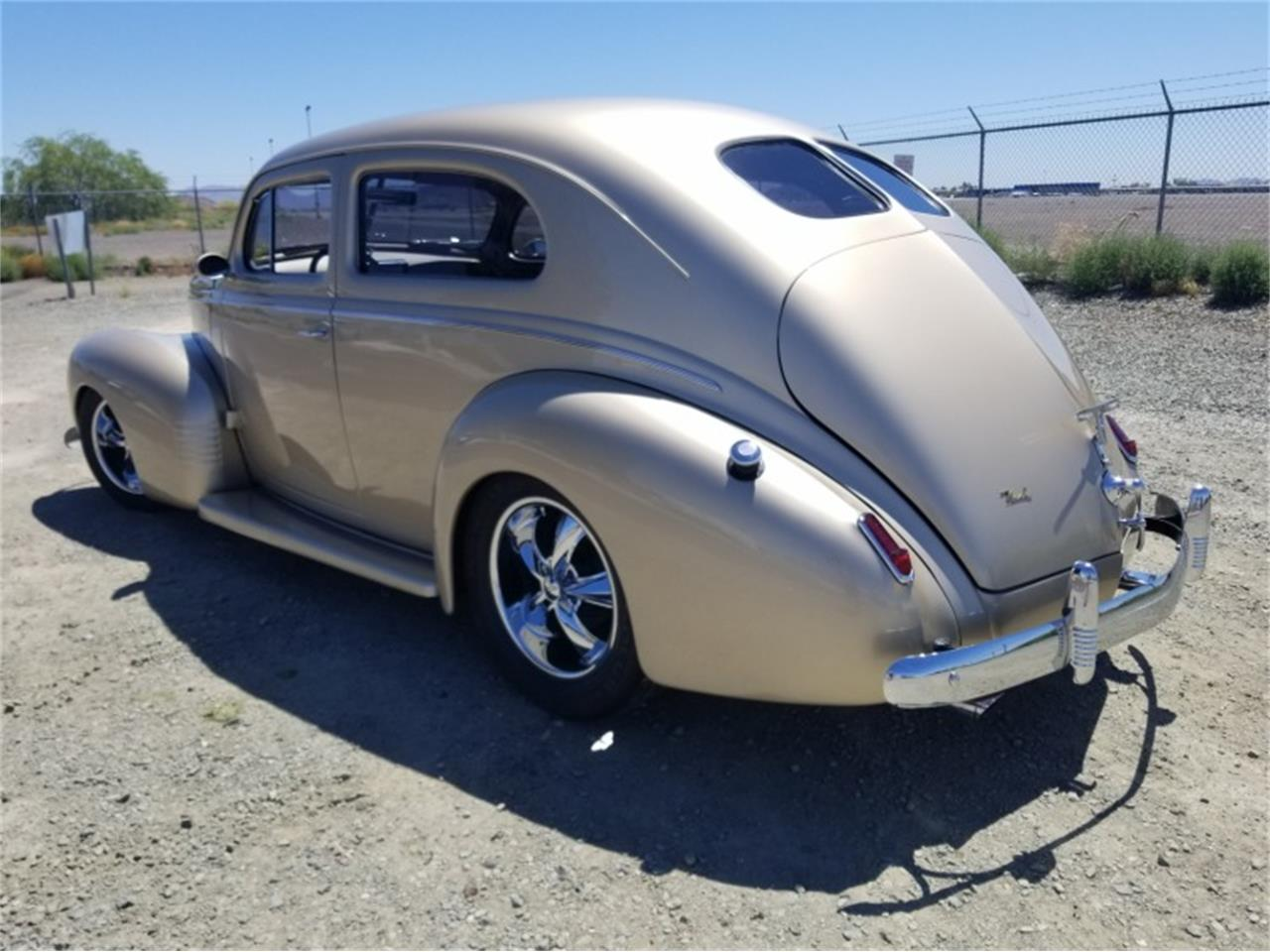 1940 Nash Lafayette (CC-1239393) for sale in Sparks, Nevada