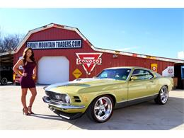 1970 Ford Mustang Mach 1 (CC-1239439) for sale in Lenoir City, Tennessee