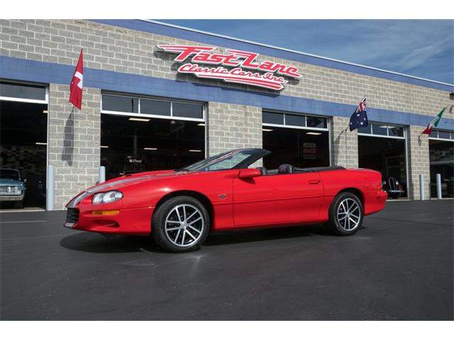 2002 Chevrolet Camaro SS (CC-1230947) for sale in St. Charles, Missouri