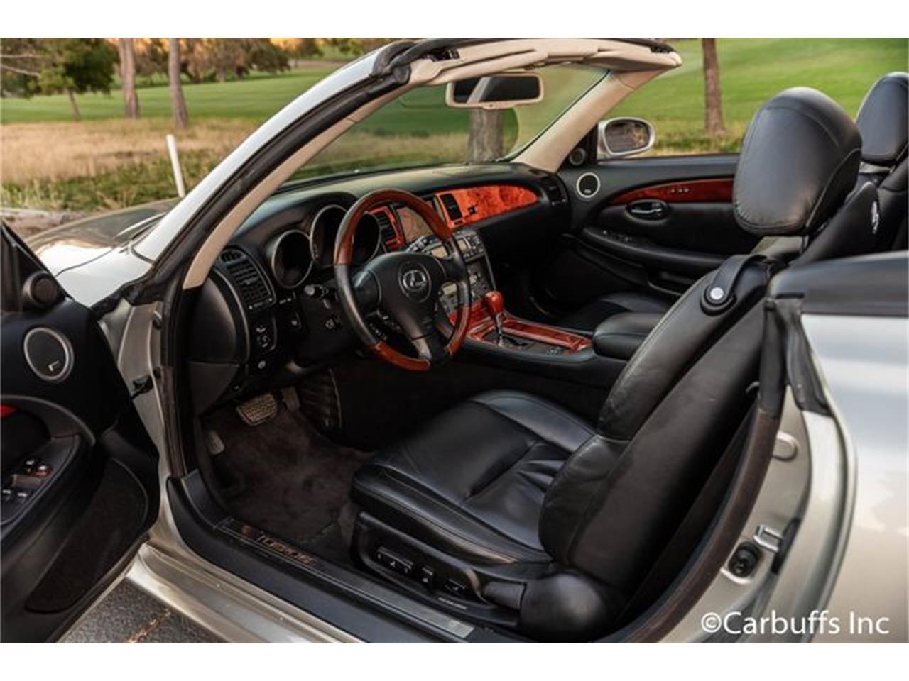 2004 Lexus SC400 (CC-1239509) for sale in Concord, California