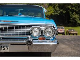 1963 Chevrolet Bel Air (CC-1239589) for sale in Dongola, Illinois