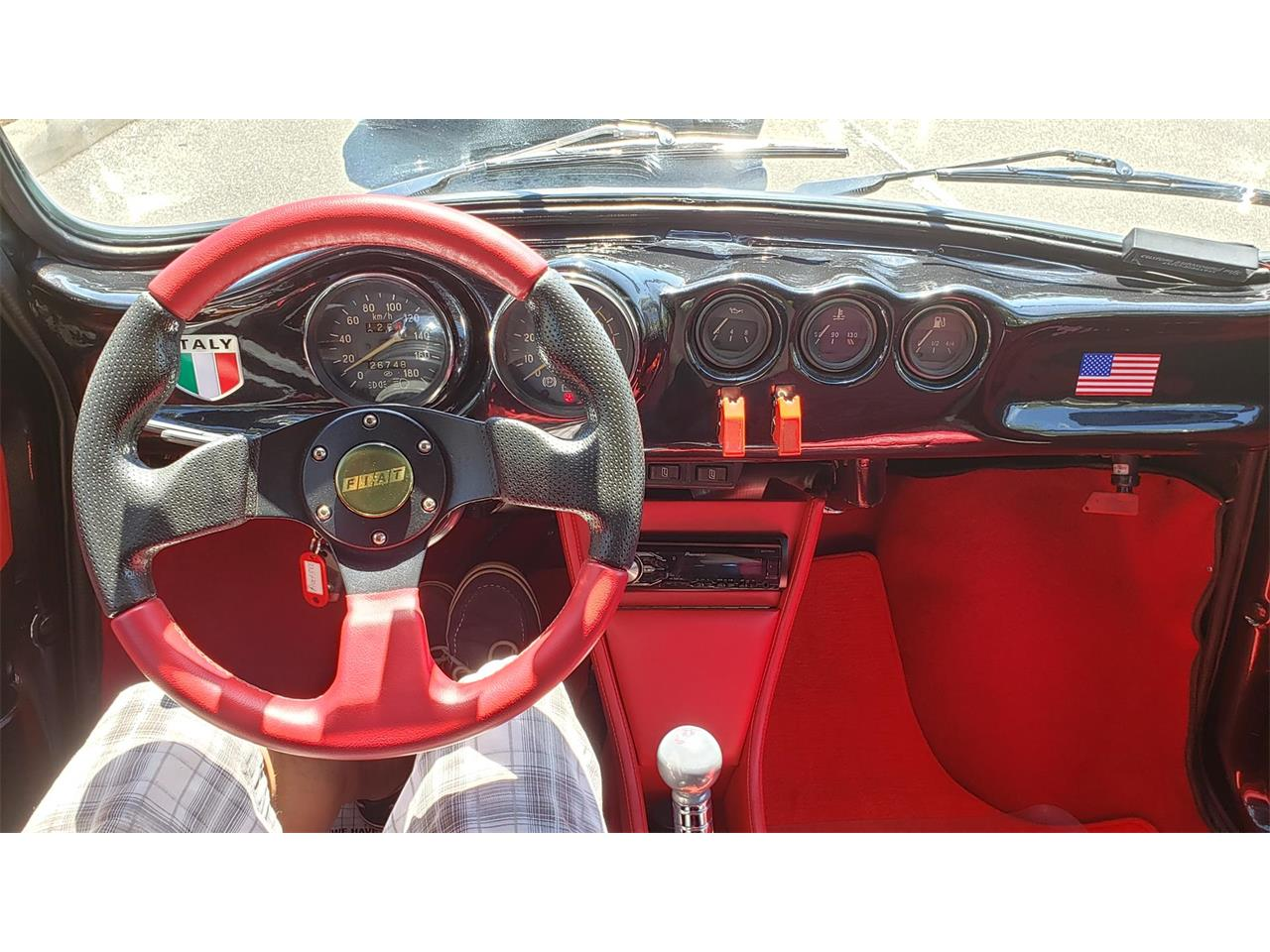 1971 Fiat 500L (CC-1239595) for sale in FORT MYERS, Florida