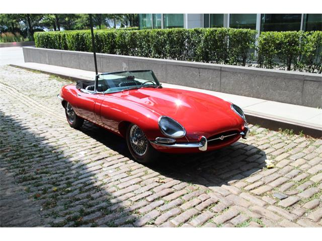 1965 Jaguar E-Type (CC-1239603) for sale in New York, New York