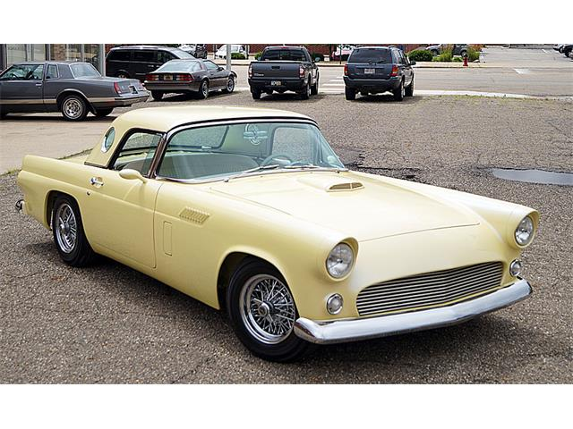 1956 Ford Thunderbird (CC-1239606) for sale in Canton, Ohio