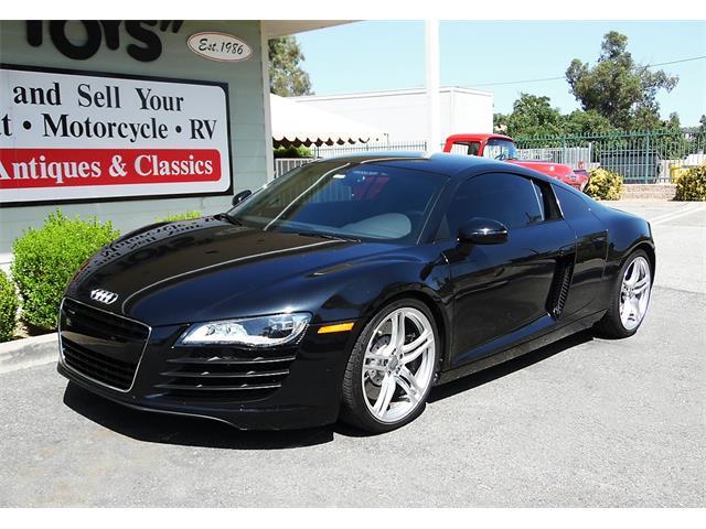 2010 Audi R8 (CC-1239615) for sale in Redlands, California