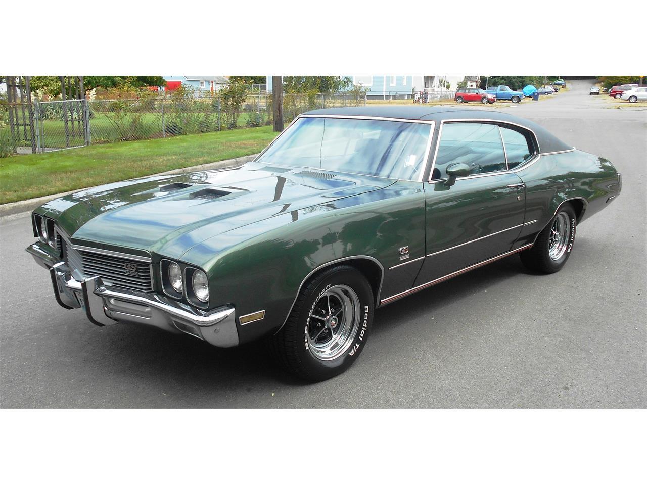 1972 Buick Gran Sport (CC-1239616) for sale in Tacoma, Washington