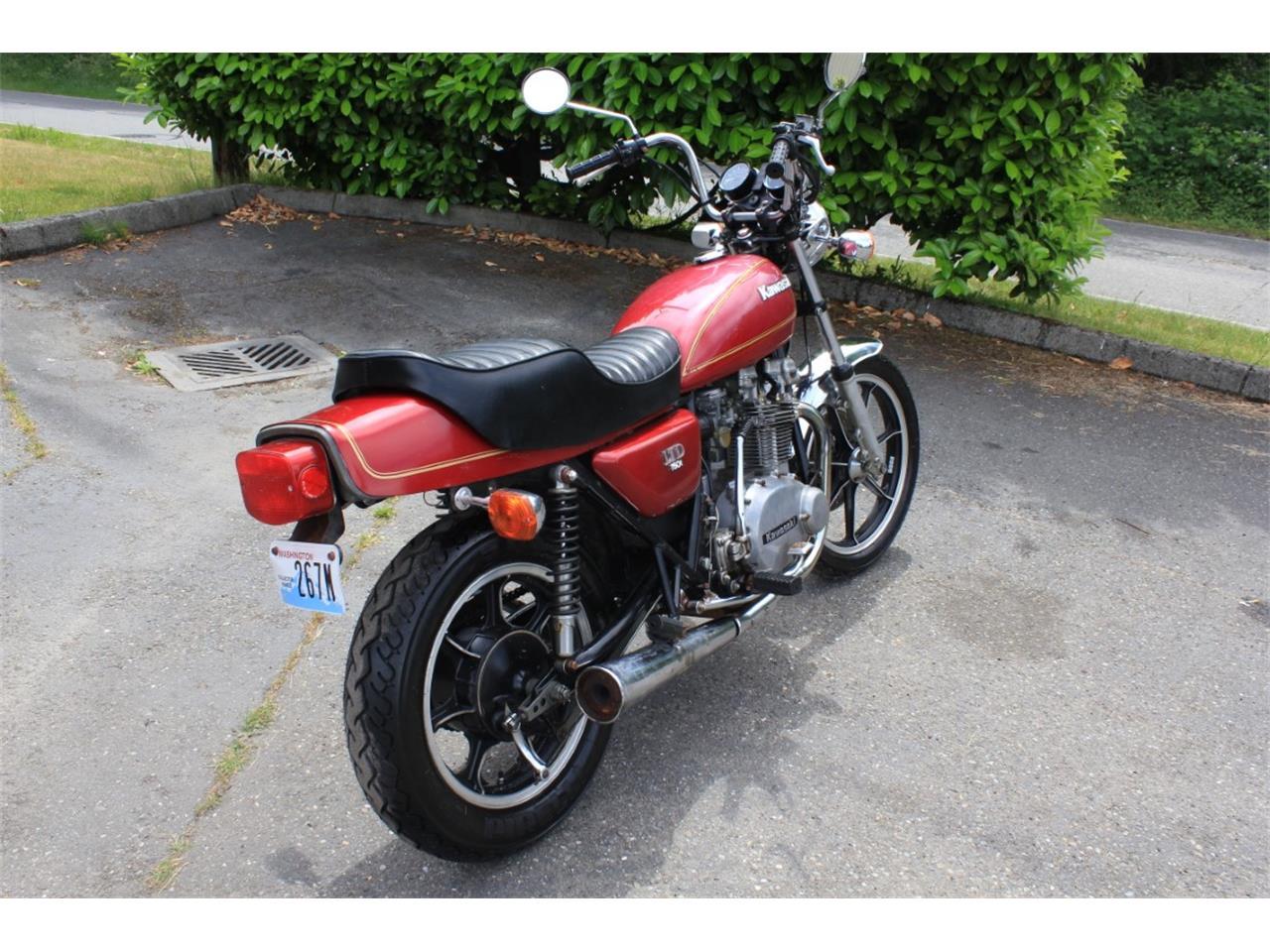 1980 Kawasaki Motorcycle (CC-1239619) for sale in Tacoma, Washington