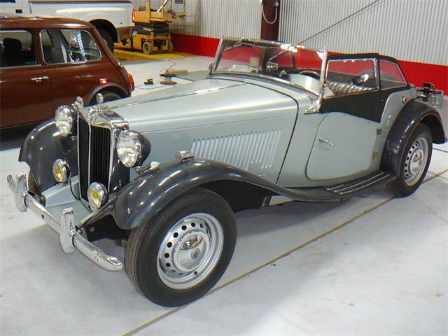 1952 MG TD (CC-1239630) for sale in Stratford, Connecticut