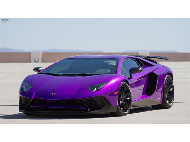 2017 Lamborghini Aventador (CC-1239635) for sale in Edmonton, Alberta
