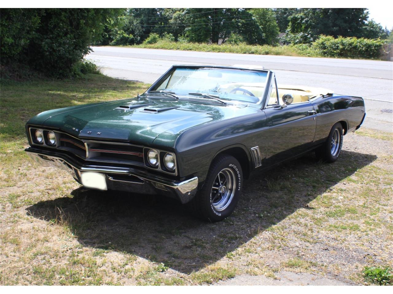 1967 Buick Gran Sport (CC-1239645) for sale in Tacoma, Washington