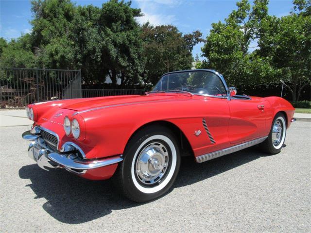 1962 Chevrolet Corvette (CC-1239662) for sale in SIMI VALLEY, California