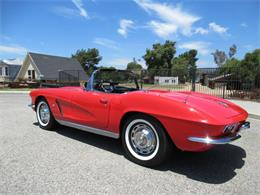 1962 Chevrolet Corvette (CC-1239662) for sale in SIMI VALLEY, California