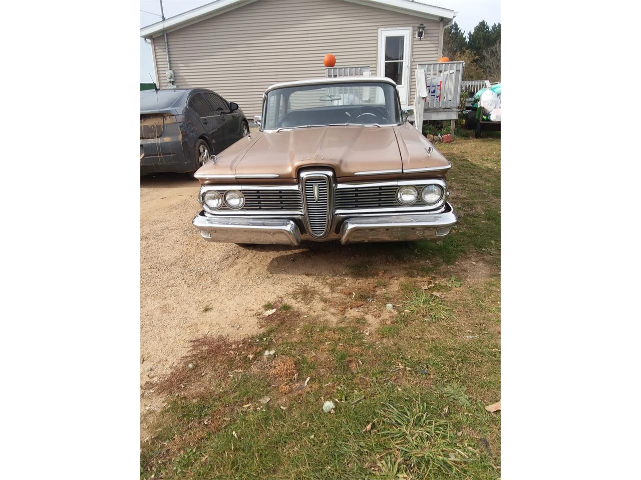 1959 Edsel Corsair (CC-1239667) for sale in Osseo, Michigan
