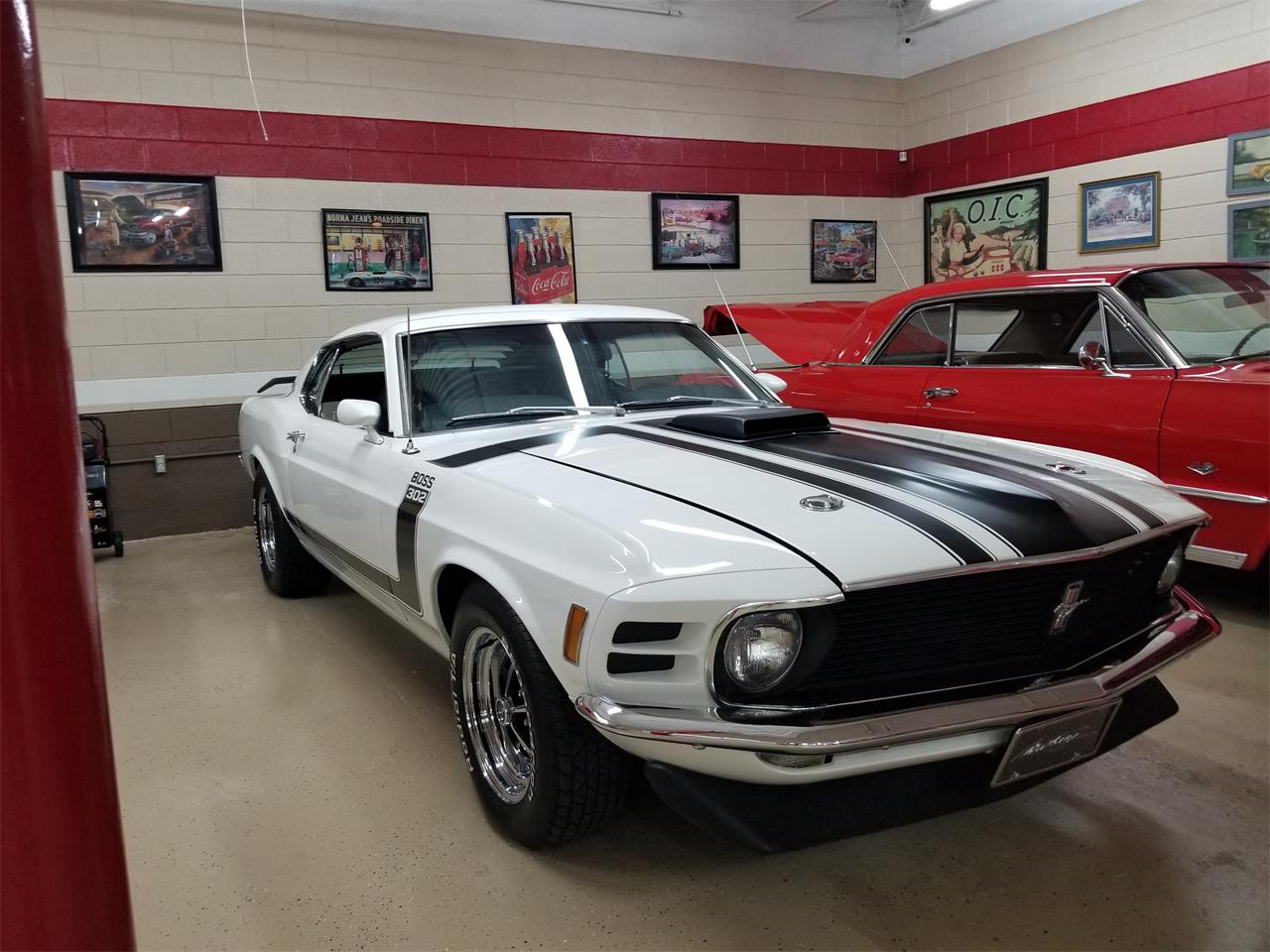 1970 Ford Mustang (CC-1239682) for sale in Henderson, North Carolina