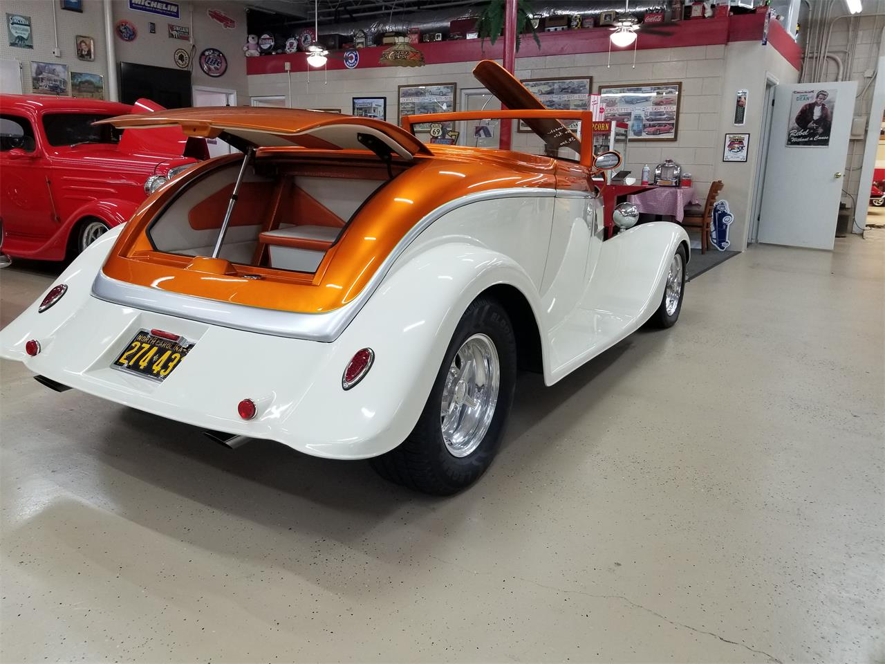 1934 Ford Roadster (CC-1239694) for sale in Henderson, North Carolina