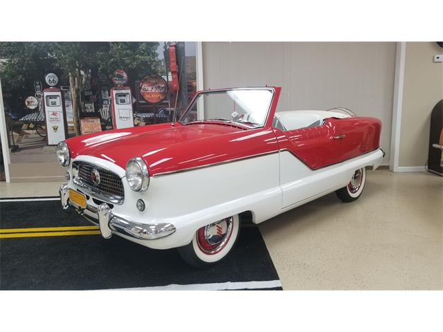 1957 Nash Metropolitan (CC-1239695) for sale in Henderson, North Carolina