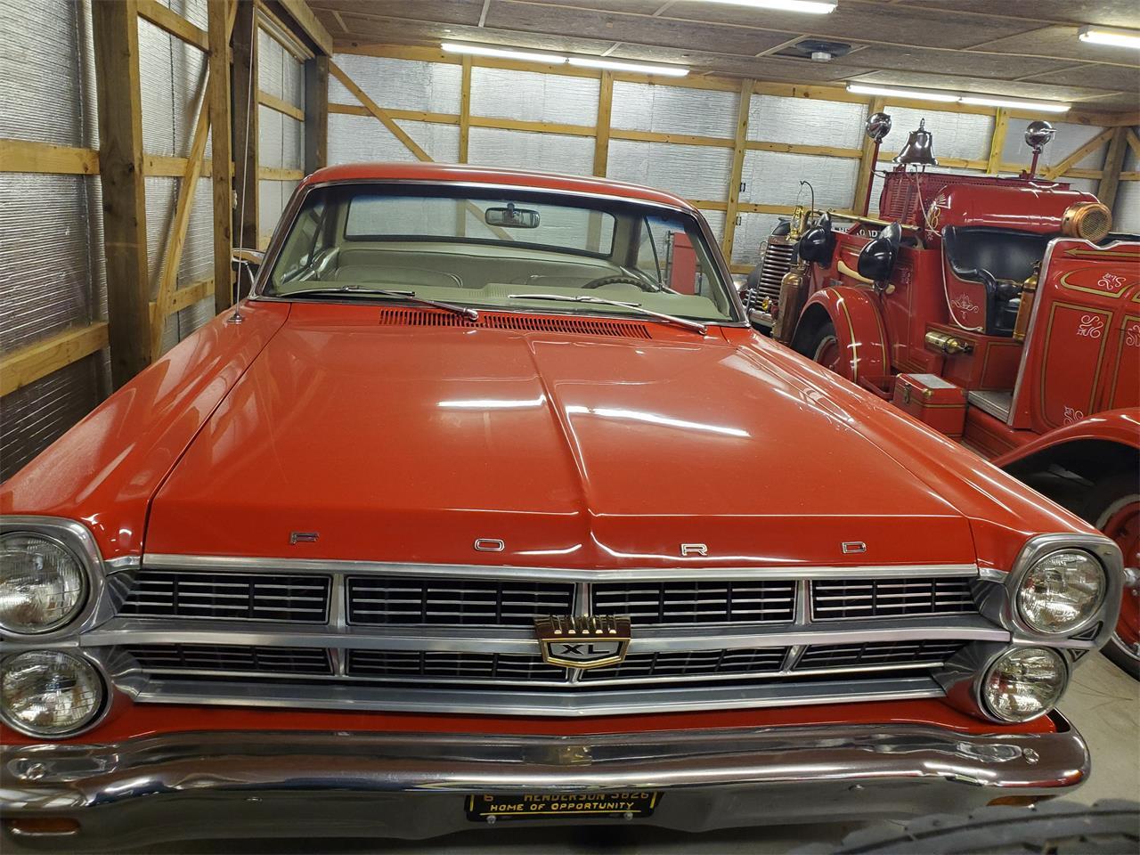 1967 Ford Fairlane (CC-1239702) for sale in Henderson, North Carolina