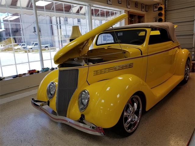 1936 Ford Convertible (CC-1239703) for sale in Henderson, North Carolina