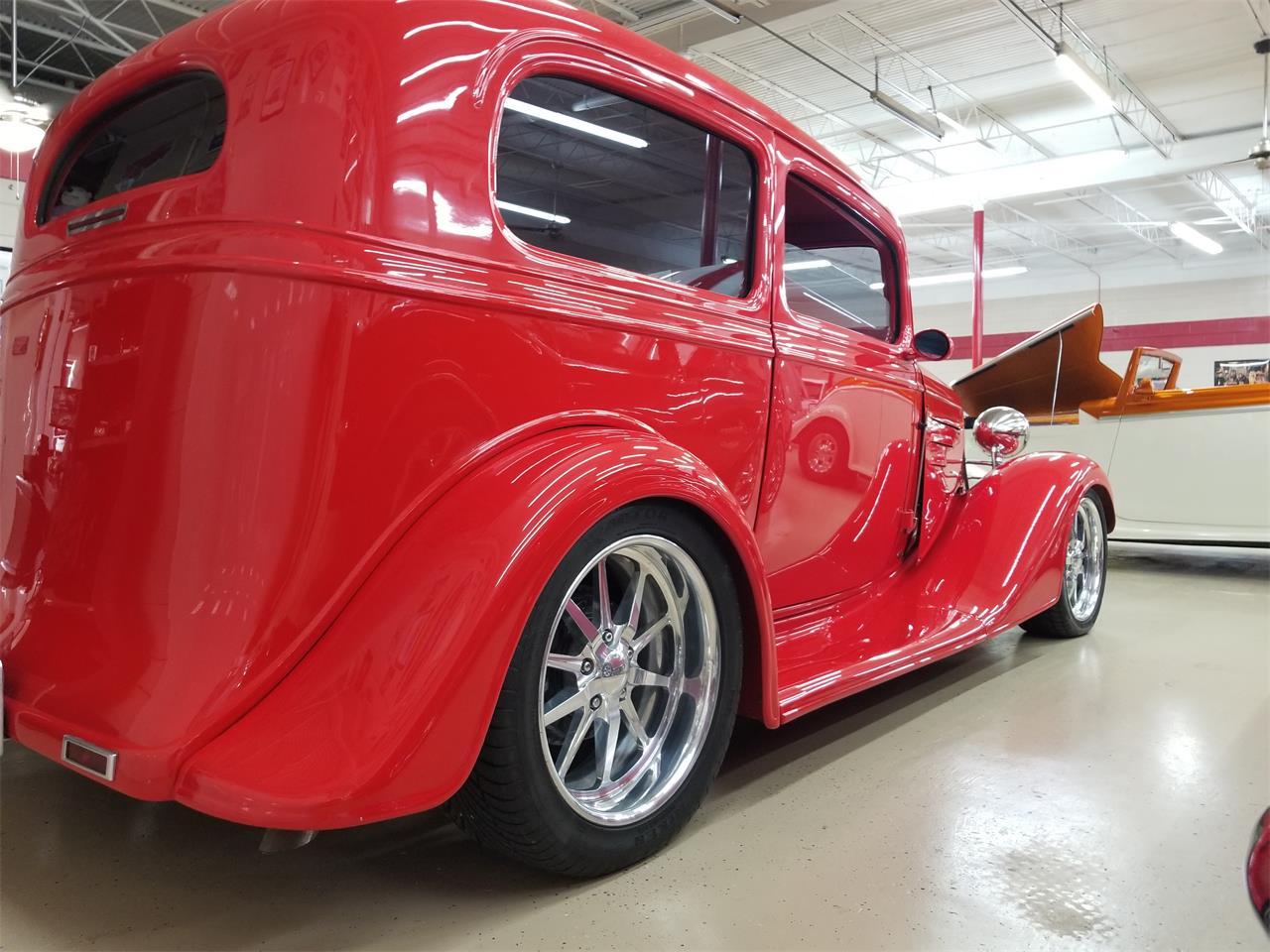 1935 Chevrolet Sedan (CC-1239705) for sale in Henderson, North Carolina