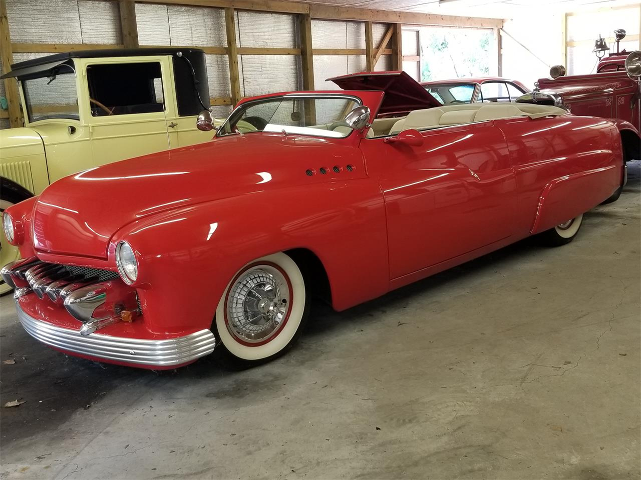 1950 Mercury Coupe (CC-1239715) for sale in Henderson, North Carolina