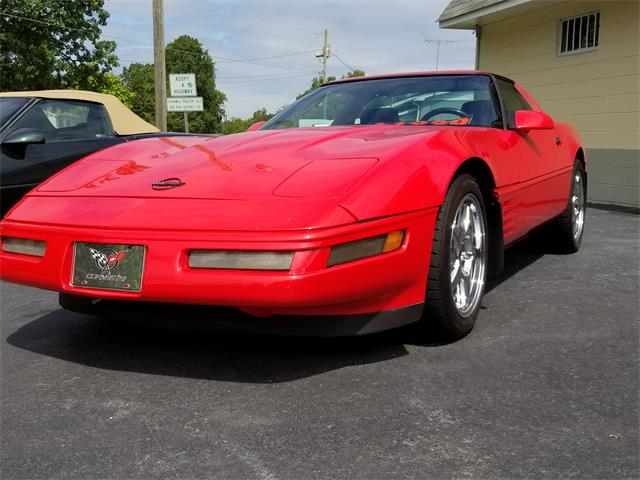 1992 Chevrolet Corvette (CC-1239719) for sale in Henderson, North Carolina