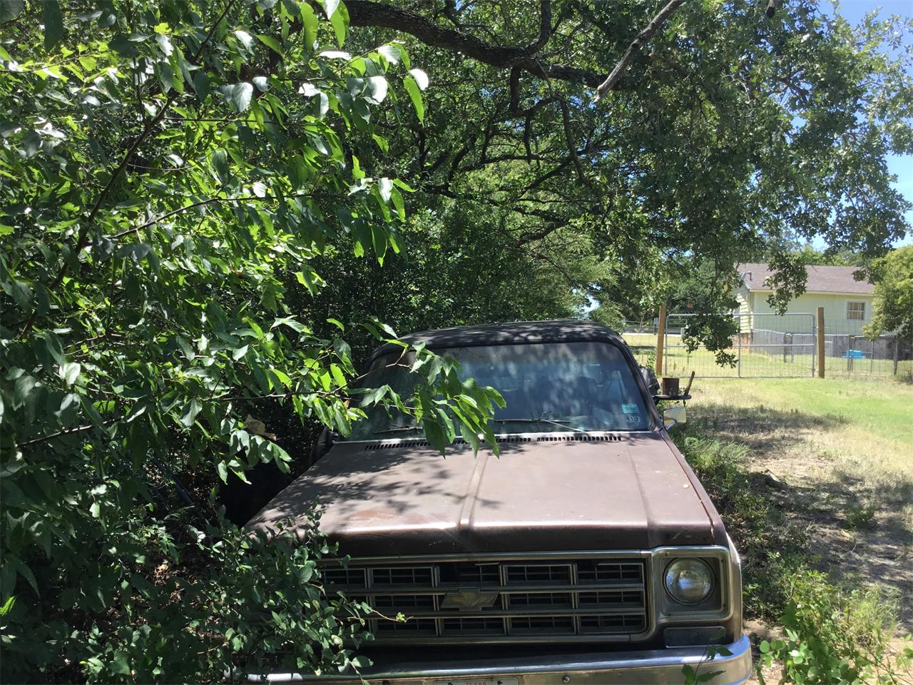 1978 Chevrolet Blazer (CC-1239721) for sale in Joshua, Texas