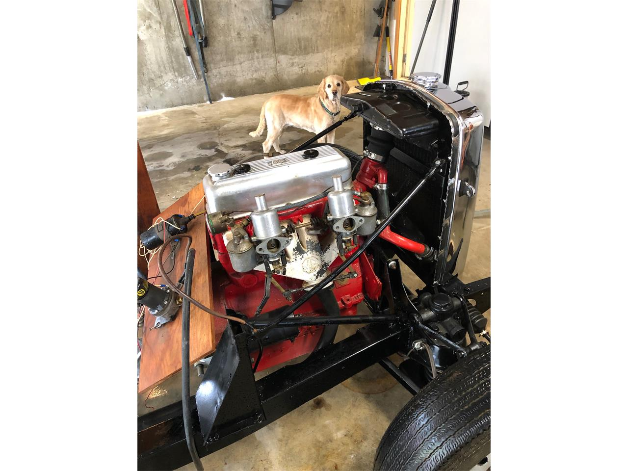 1951 MG TD (CC-1239723) for sale in Kenmore, Washington