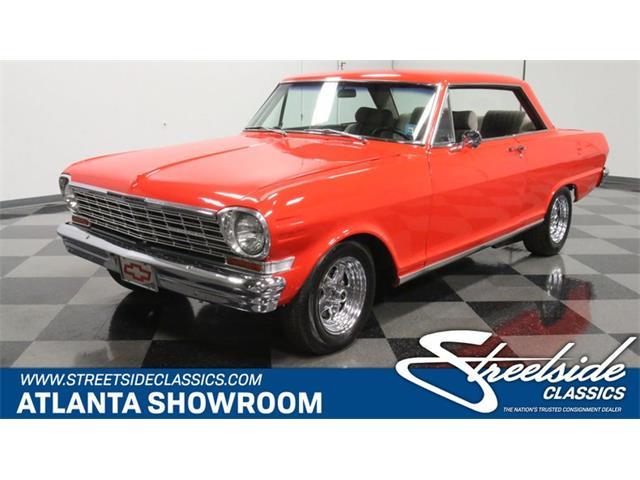 1963 Chevrolet Nova (CC-1239732) for sale in Lithia Springs, Georgia