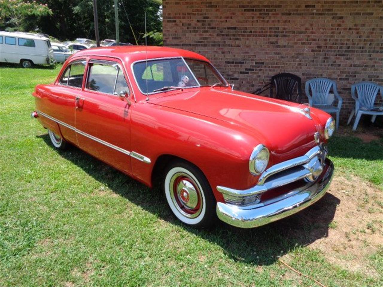 1950 Ford Tudor (CC-1239849) for sale in Greensboro, North Carolina
