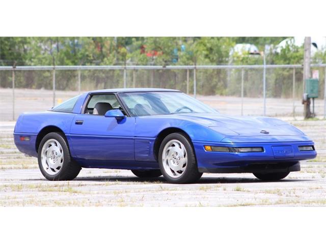 1995 Chevrolet Corvette (CC-1239851) for sale in Alsip, Illinois