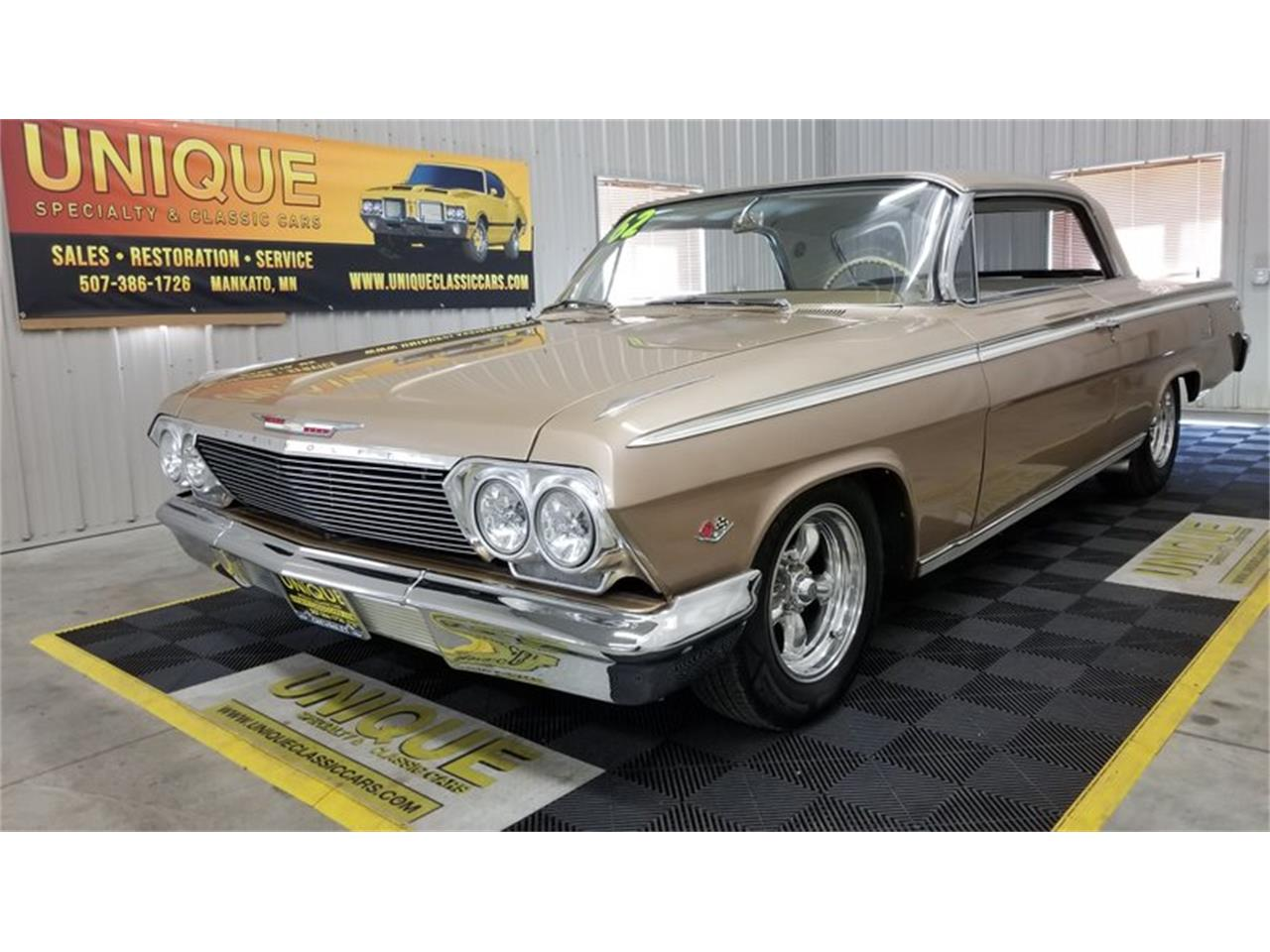 1962 Chevrolet Impala (CC-1239866) for sale in Mankato, Minnesota
