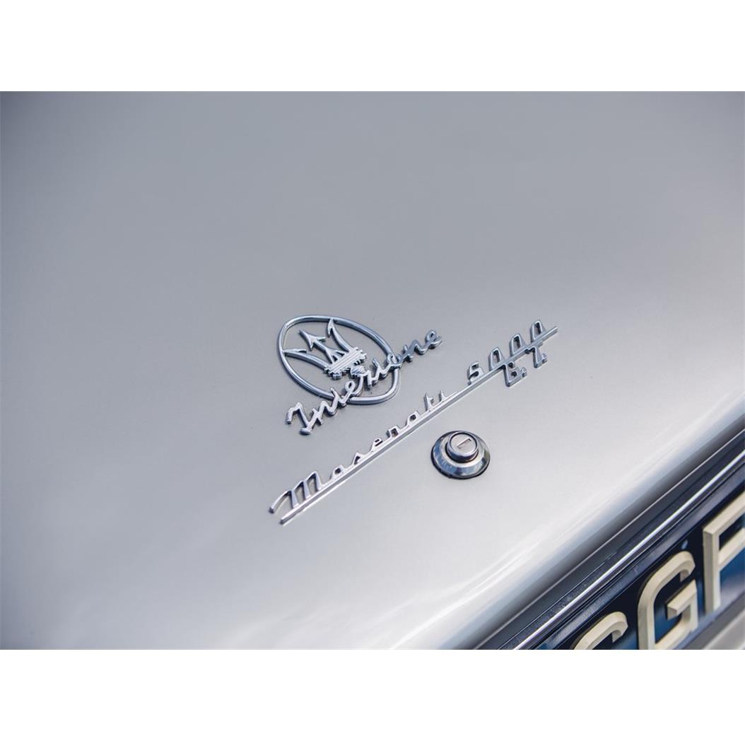 1964 Maserati 5000 GT for Sale | ClassicCars.com | CC-1239869